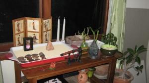Altar zen