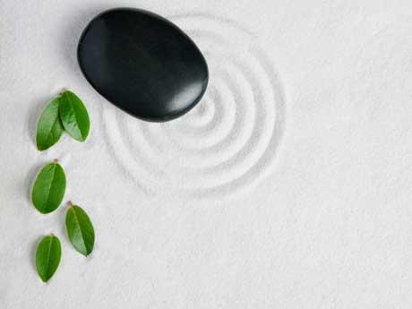 Aforismos zen historias de un practicante zen - Arena para jardin zen ...