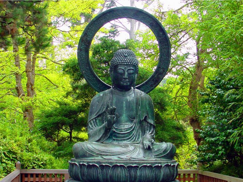 Fundamentos del budismo historias de un practicante zen - Buda jardin ...