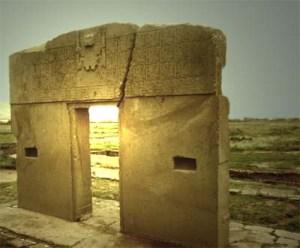 Puerta-de-Tiwanaku